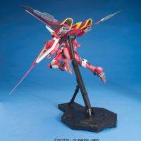 MG 1/100 ZGMF-X19A インフィニットジャスティスガンダム [∞ Justice Gundam] 公式画像8