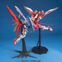 MG 1/100 ZGMF-X19A インフィニットジャスティスガンダム [∞ Justice Gundam] 公式画像10