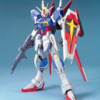 MG 1/100 ZGMF-X56S/α フォースインパルスガンダム [Force Impulse Gundam]