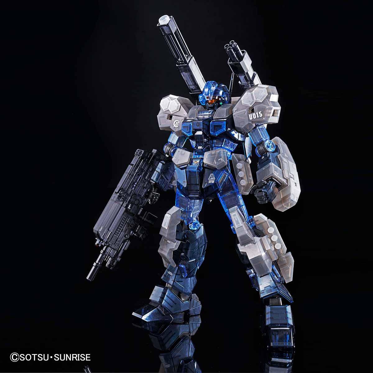 MG 1/100 ジェスタ・キャノン[クリアカラー]