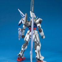 MG 1/100 GAT-X105 ランチャー/ソードストライクガンダム [Launcher Strike Gundam / Sword Strike Gundam] 公式画像2