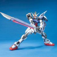 MG 1/100 GAT-X105 ランチャー/ソードストライクガンダム [Launcher Strike Gundam / Sword Strike Gundam] 公式画像3