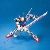 MG 1/100 GAT-X105 ランチャー/ソードストライクガンダム [Launcher Strike Gundam / Sword Strike Gundam] 公式画像4