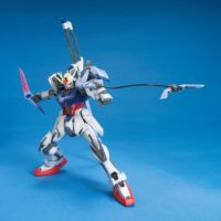 MG 1/100 GAT-X105 ランチャー/ソードストライクガンダム [Launcher Strike Gundam / Sword Strike Gundam] 公式画像5