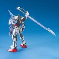 MG 1/100 GAT-X105 ランチャー/ソードストライクガンダム [Launcher Strike Gundam / Sword Strike Gundam] 公式画像6