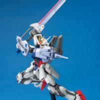 MG 1/100 GAT-X105 ランチャー/ソードストライクガンダム [Launcher Strike Gundam / Sword Strike Gundam] 公式画像7
