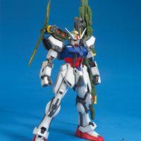 MG 1/100 GAT-X105 ランチャー/ソードストライクガンダム [Launcher Strike Gundam / Sword Strike Gundam] 公式画像8