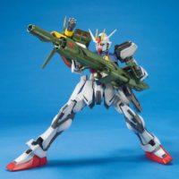 MG 1/100 GAT-X105 ランチャー/ソードストライクガンダム [Launcher Strike Gundam / Sword Strike Gundam] 公式画像10