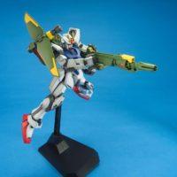 MG 1/100 GAT-X105 ランチャー/ソードストライクガンダム [Launcher Strike Gundam / Sword Strike Gundam] 公式画像11
