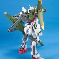 MG 1/100 GAT-X105 ランチャー/ソードストライクガンダム [Launcher Strike Gundam / Sword Strike Gundam] 公式画像12