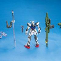 MG 1/100 GAT-X105 ランチャー/ソードストライクガンダム [Launcher Strike Gundam / Sword Strike Gundam] 公式画像13