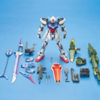 MG 1/100 GAT-X105 ランチャー/ソードストライクガンダム [Launcher Strike Gundam / Sword Strike Gundam] 公式画像14