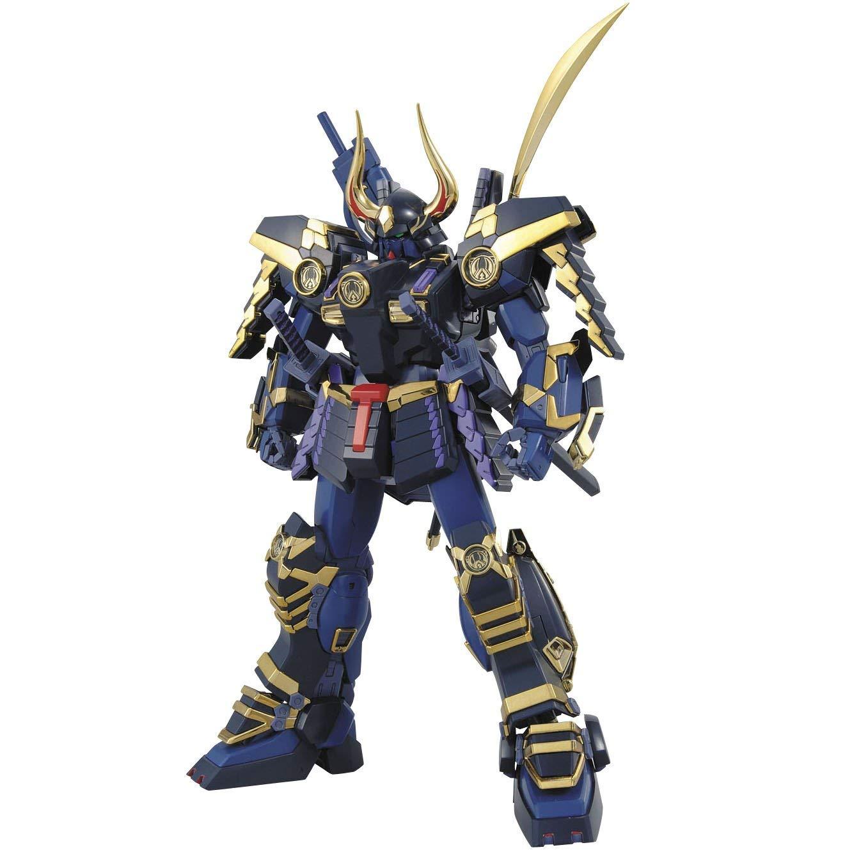 MG 武者ガンダムMk-II [Musha Gundam Mk. II]