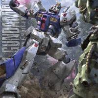 MG 1/100 RX-78NT-1 ガンダムNT-1 Ver.2.0 [Gundam NT-1 Ver.2.0] JAN:4573102577061 パッケージ