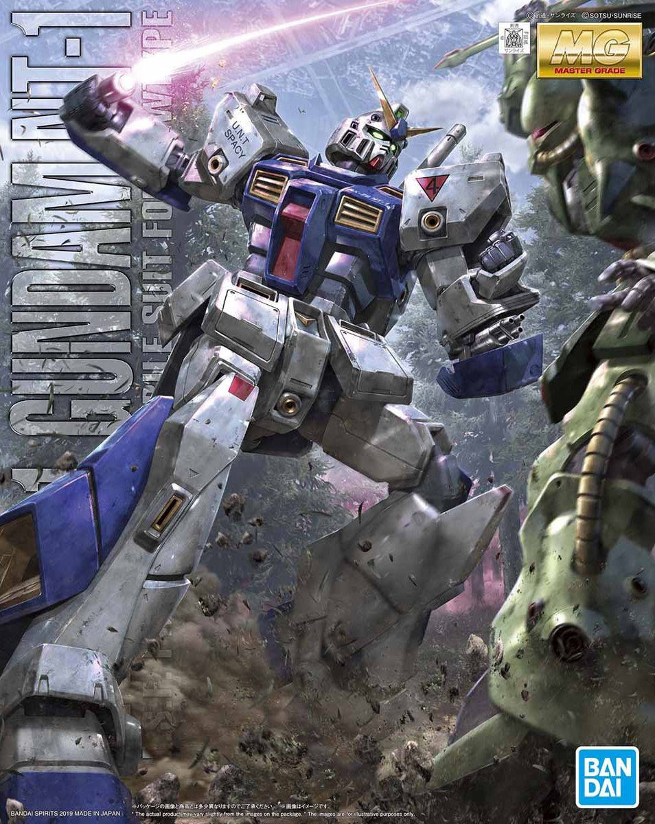 MG 1/100 RX-78NT-1 ガンダムNT-1 Ver.2.0 [Gundam NT-1 Ver.2.0] JAN:4573102577061