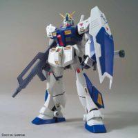 MG 1/100 RX-78NT-1 ガンダムNT-1 Ver.2.0 [Gundam NT-1 Ver.2.0] JAN:4573102577061 素組画像