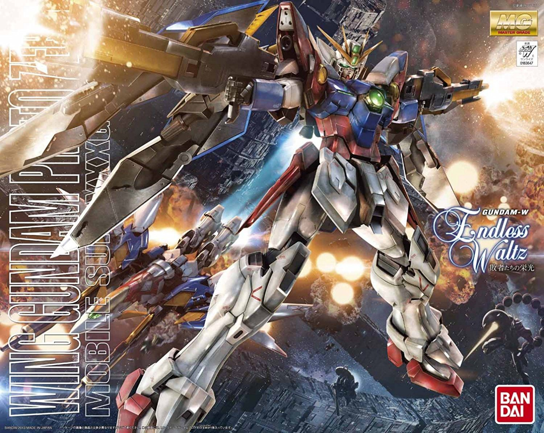 MG 1/100 XXXG-00W0 ウイングガンダムプロトゼロ EW [Wing Gundam Proto Zero EW]