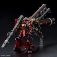 "MG 1/100 高機動型ザク""サイコ・ザク""Ver.Ka(GUNDAM THUNDERBOLT版) [ハーフメカニカルクリア] 公式画像1"