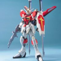 MG 1/100 ZGMF-X56S/β ソードインパルスガンダム [Sword Impulse Gundam] 公式画像1