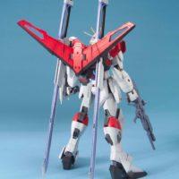 MG 1/100 ZGMF-X56S/β ソードインパルスガンダム [Sword Impulse Gundam] 公式画像2