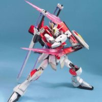 MG 1/100 ZGMF-X56S/β ソードインパルスガンダム [Sword Impulse Gundam] 公式画像3
