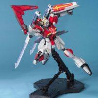 MG 1/100 ZGMF-X56S/β ソードインパルスガンダム [Sword Impulse Gundam] 公式画像4