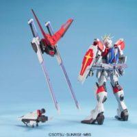 MG 1/100 ZGMF-X56S/β ソードインパルスガンダム [Sword Impulse Gundam] 公式画像5