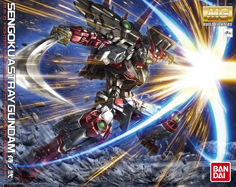 MG 1/100 侍ノ弐 戦国アストレイ頑駄無 [Sengoku Astray Gundam] 0185184 4543112851840