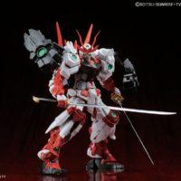 MG 1/100 侍ノ弐 戦国アストレイ頑駄無 [Sengoku Astray Gundam] 0185184 4543112851840 試作画像1