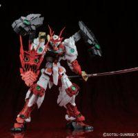 MG 1/100 侍ノ弐 戦国アストレイ頑駄無 [Sengoku Astray Gundam] 0185184 4543112851840 試作画像2