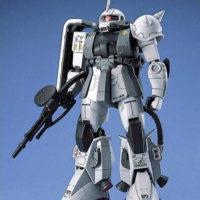 MG 1/100 MS-06R-1 ザクII シン・マツナガ大尉機 公式画像1