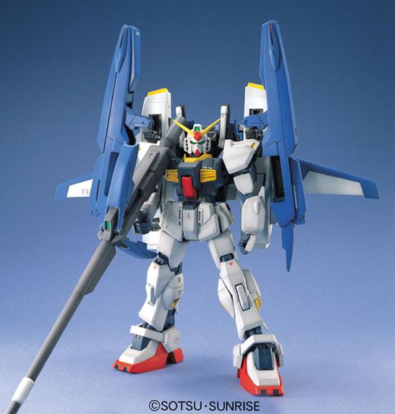 RX-178+FXA-05D Mk-IIディフェンサー〈スーパーガンダム〉 [Super Gundam]
