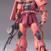 MG 1/100 MS-06S シャア専用ザク Ver.2.0 [Zaku II Commander Type (Char Aznable Custom) Ver. 2.0] 0149834 4543112498342 5061581 4573102615817