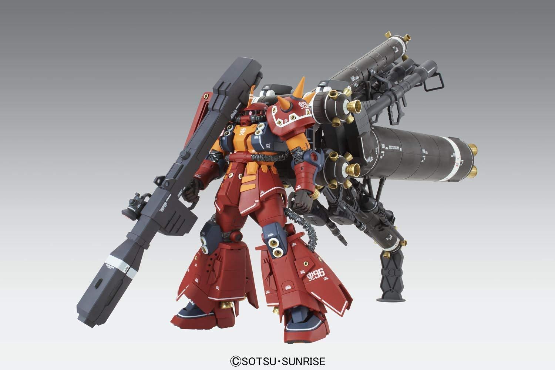 "59744MG 1/100 MS-06R 高機動型ザク""サイコ・ザク"" Ver.Ka(GUNDAM THUNDERBOLT 版) [Zaku II High Mobility Type ""Psycho Zaku"" [Gundam Thunderbolt] ""Ver.Ka""]"