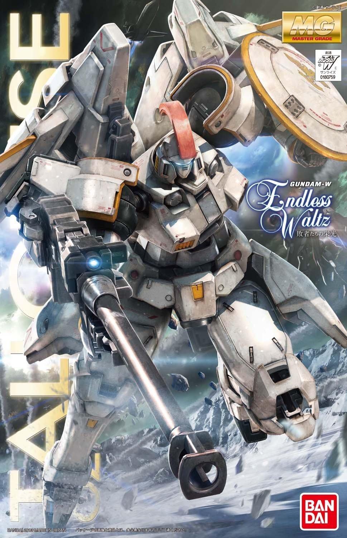 MG 1/100 OZ-00MS トールギス EW [Tallgeese EW] 0180759