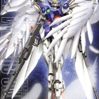 MG 1/100 XXXG-00W0 ウィングガンダムゼロ (エンドレスワルツ版) [Wing Gundam Zero EW] パッケージ