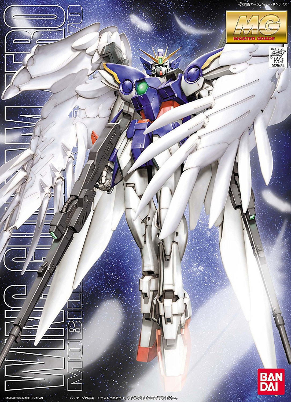 MG 1/100 XXXG-00W0 ウィングガンダムゼロ (エンドレスワルツ版) [Wing Gundam Zero EW] 0129454 4543112294548
