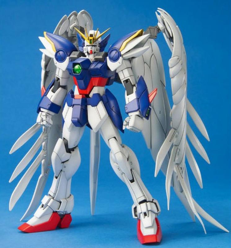 58571MG 1/100 XXXG-00W0 ウィングガンダムゼロ (エンドレスワルツ版) [Wing Gundam Zero EW] 0129454 4543112294548