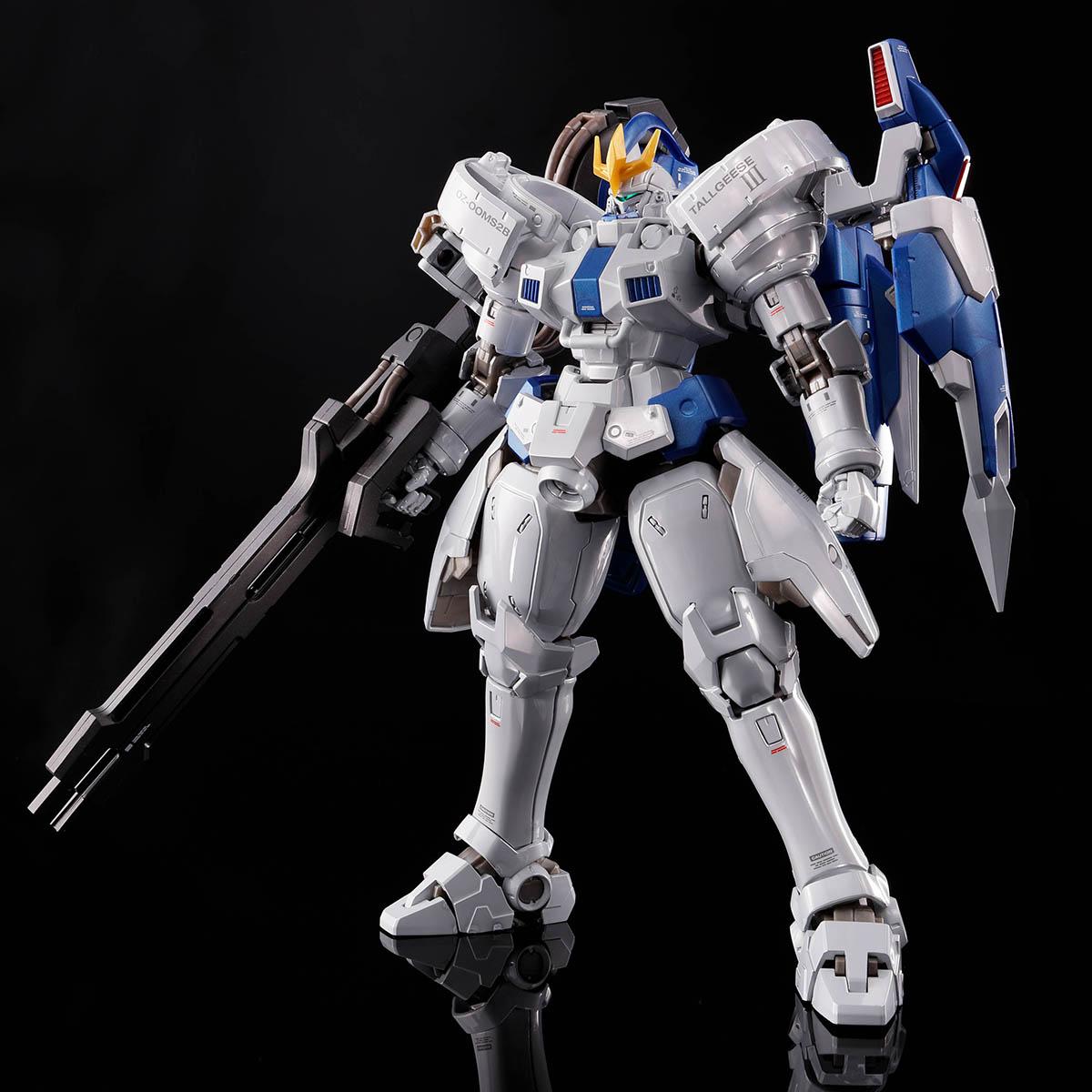 MG 1/100 トールギスIII [スペシャルコーティング]