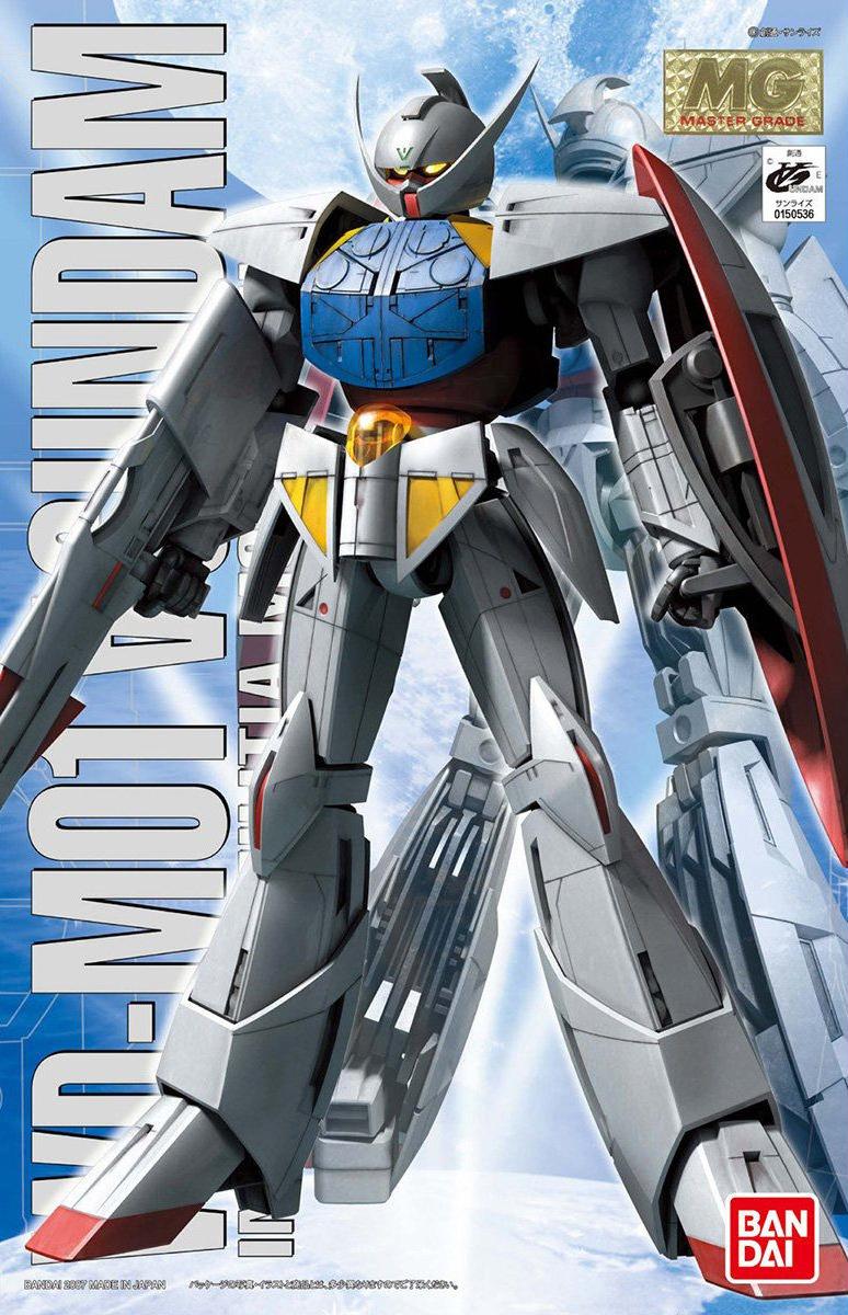 MG 1/100 WD-M01 ターンエーガンダム [∀ Gundam] 0150536