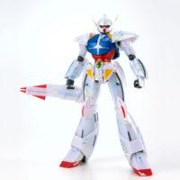 MG 1/100 ∀ガンダム/ターンX[ナノスキンイメージ] 公式画像4