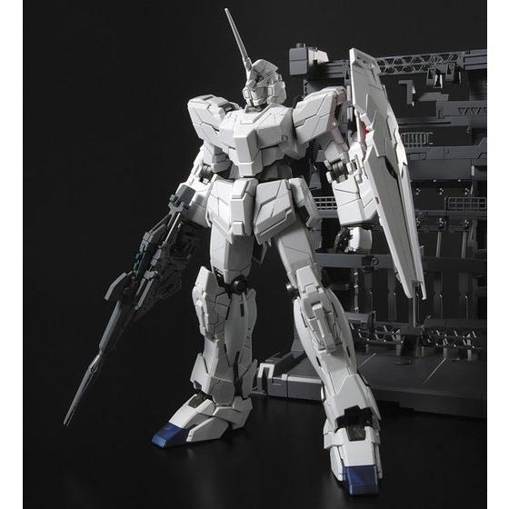 MG 1/100 RX-0 ユニコーンガンダム HDカラー + MSCAGE 0162052