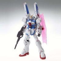 """MG 1/100 LM312V04+SD-VB03A Vダッシュガンダム Ver.Ka [V-Dash Gundam """"Ver.Ka""""] 公式画像1"""