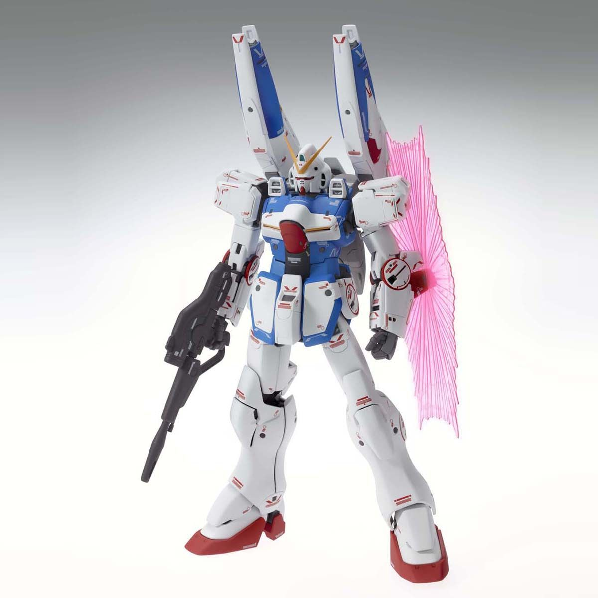"""59626MG 1/100 LM312V04+SD-VB03A Vダッシュガンダム Ver.Ka [V-Dash Gundam """"Ver.Ka""""]"""