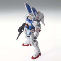 """MG 1/100 LM312V04+SD-VB03A Vダッシュガンダム Ver.Ka [V-Dash Gundam """"Ver.Ka""""] 公式画像2"""