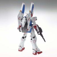 """MG 1/100 LM312V04+SD-VB03A Vダッシュガンダム Ver.Ka [V-Dash Gundam """"Ver.Ka""""] 公式画像3"""