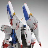 """MG 1/100 LM312V04+SD-VB03A Vダッシュガンダム Ver.Ka [V-Dash Gundam """"Ver.Ka""""] 公式画像4"""
