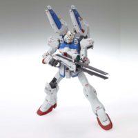 """MG 1/100 LM312V04+SD-VB03A Vダッシュガンダム Ver.Ka [V-Dash Gundam """"Ver.Ka""""] 公式画像8"""