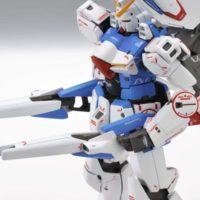 """MG 1/100 LM312V04+SD-VB03A Vダッシュガンダム Ver.Ka [V-Dash Gundam """"Ver.Ka""""] 公式画像9"""