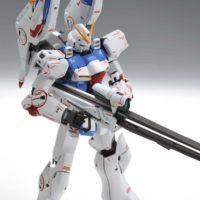 """MG 1/100 LM312V04+SD-VB03A Vダッシュガンダム Ver.Ka [V-Dash Gundam """"Ver.Ka""""] 公式画像10"""